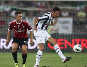 Юве обърна Милан в последната секунда (видео)