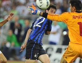 Принца наказа Милан и донесе първи трофей на Интер (видео)