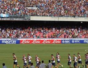 Неапол полудя - 27 000 на тренировка