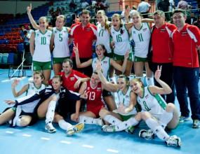 Волейболистките подписаха договори с федерацията