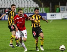 Ванчо Траянов в групата за мача срещу Славия