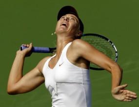 Шарапова e първата полуфиналистка в Синсинати