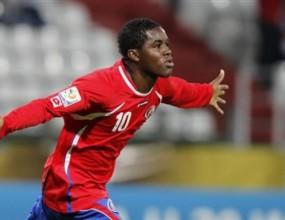 Арсенал финализира трансфера на талант от Коста Рика