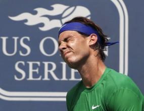Надал и Федерер загубиха безславно в Синсинати (видео)