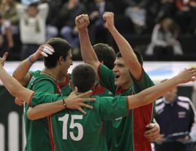 България тръгна с драматично 3:2 над Аржентина на СП за юноши