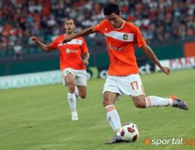 Тим от Лига 1 с оферта за Георги Миланов