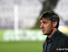 Зафиров: ЦСКА победи без много футбол
