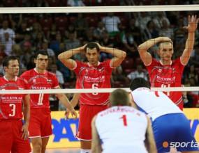 България отнесе Сърбия с 3:0! (ВИДЕО)