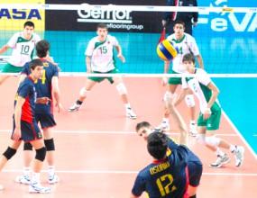 Испания обърна България с 3:1 на Мондиал 2011 (ГАЛЕРИЯ)