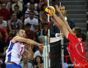 България отново излиза срещу Сърбия днес, но в тренировка