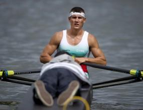 Георги Божилов ще се бори за олимпийска квота с още 35 гребци