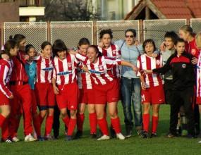 Олимпия организира силни международни турнири за юноши и жени