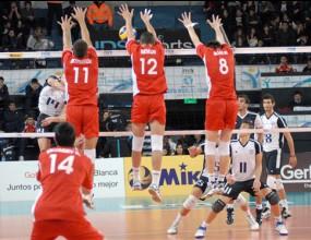 България отнесе Гърция с 3:0! Победа ни дели от полуфинал на СП (ГАЛЕРИЯ)