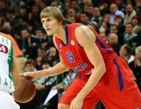 Андрей Кириленко – MVP на I кръг в Евролигата