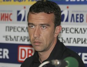 Георги Петков пред завръщане в Славия