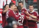 Нюрнберг с първа победа от девет мача
