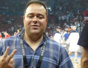 Буба баскетбол също оказа подкрепа на Рачо