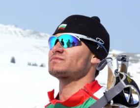 Беломъжев втори на спринта по ски-ориентиране в Казахстан
