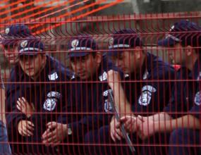 Полицията в Разград напомня: Не носете оръжие на стадиона