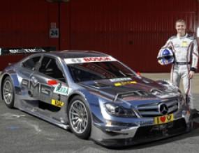 Дейвид Култард за трета година в DTM