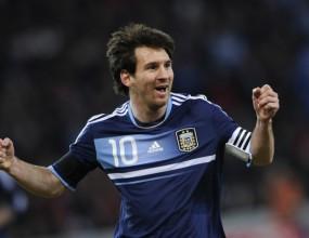 Маестро Меси зарадва Аржентина с хеттрик (видео)