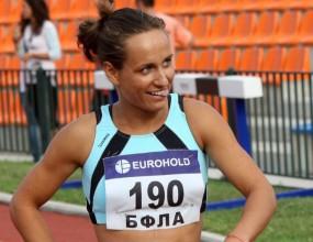 Фотофиниш лиши Инна Ефтимова от победа в Метц