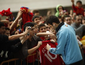 Сеск подписа фланелка на Реал (М)