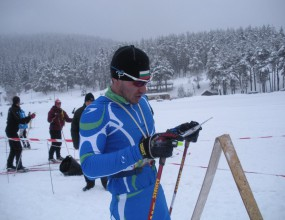 Беломъжев девети на СК по ски-ориентиране в Казахстан