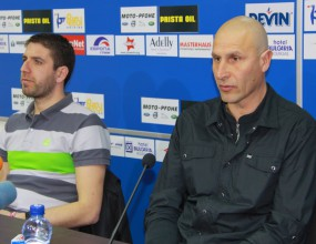 Херо: Целта за мача с ЦСКА е ясна