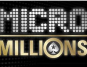 Играйте в PokerStars Mirco Millions турнирни серии за $5,000,000