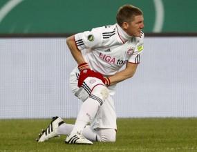 Швайнщайгер започна леки тренировки, други четирима в Байерн с травми