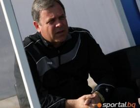 Треньорът на Черно море хвали Левски