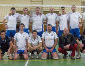 Финалът за Купата на Volley Mania: Los Invalidos - Металиченца на живо в инетрнет