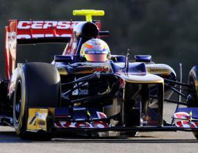 Верн поведе до обяд във втория ден в Барселона