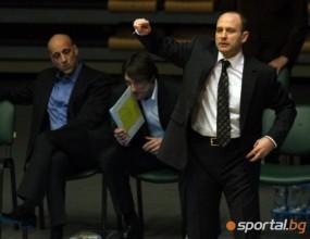 Константин Папазов: След такъв мач е трудно да се говори