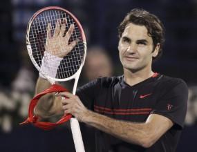 Една победа дели Федерер от пета титла в Дубай