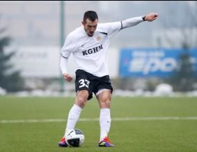 Павел Виданов с цял мач при успех на Заглембе