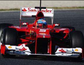 Ферари не може да се справи с баланса на F2012