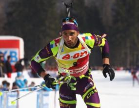 Мартен Фуркад спечели спринта на 10 километра