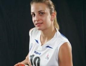 Екатерина Димитрова със загуба във Франция