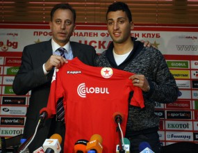 Най-новото попълнение на ЦСКА със скъсани връзки