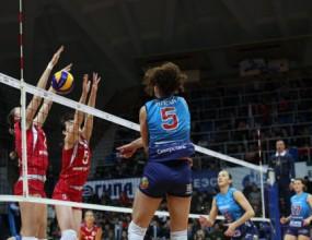 Ева Янева и Динамо (Москва) с нова победа в Русия