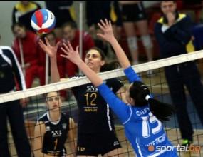 """Марица тръгва в плейофите утре от зала """"Олимпиада"""""""