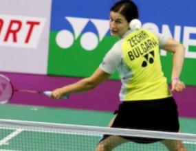 Линда Зечири на четвъртфинал в Португалия