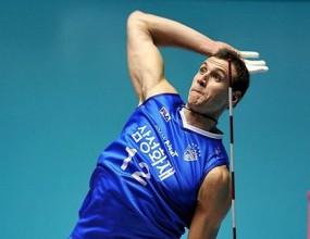Искра (Одинцово) привлече най-резултатния волейболист в света