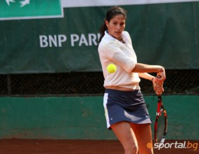 Шиникова спечели титлата на двойки в Испания