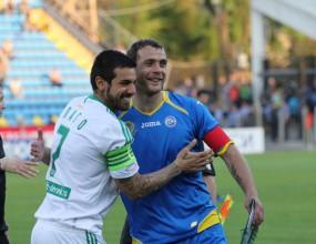 Гол на Благо Георгиев спаси Терек от нова загуба (видео)