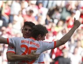 Празник в Мюнхен, Байерн показа новите екипи и би с настроение (видео)