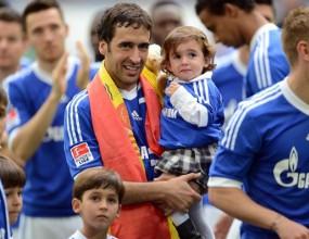 Раул: Винаги ще съм благодарен за тези две години в Шалке