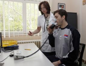 Пълни тестове за сърбите преди квалификацията в София